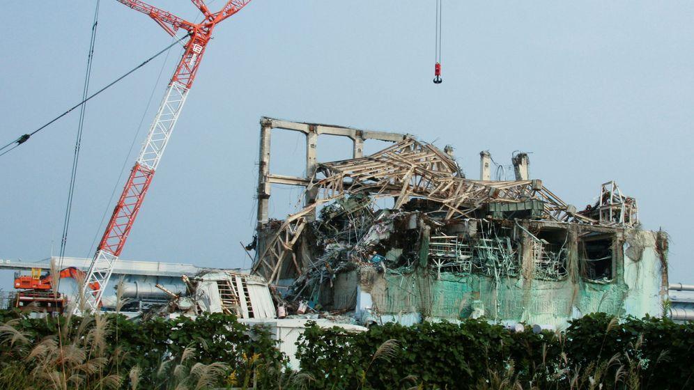 Foto: Así quedó el reactor número 3 de Fukushima tras la explosión. (Reuters)