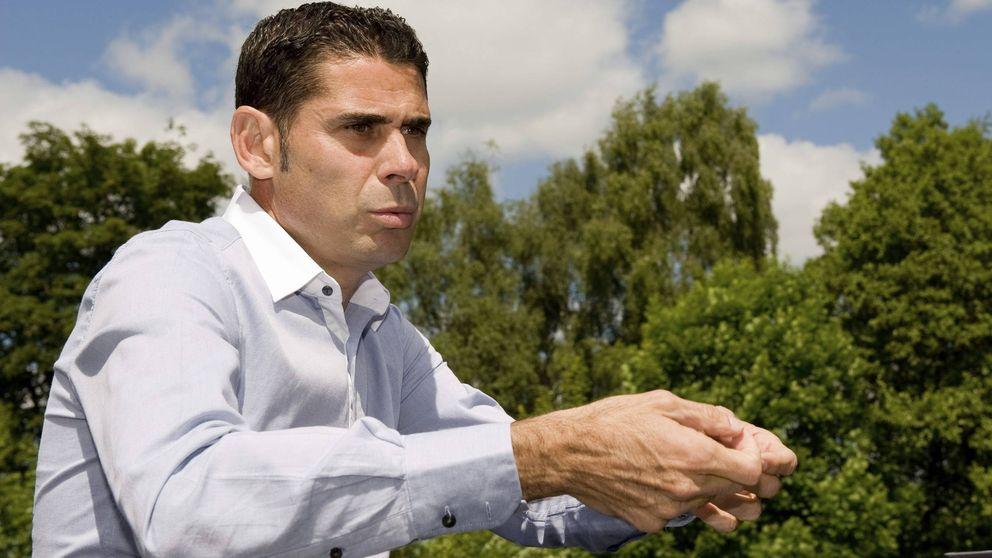 Fernando Hierro, del encontronazo con Luis al dulce encuentro con Lopetegui