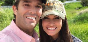 Post de El nuevo ligue de Donald Trump Jr. que se parece bastante a su madrastra Melania
