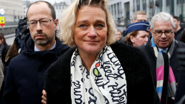 Delphine, en una imagen de archivo. (Reuters)