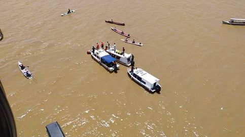 Al menos 18 muertos y una veintena de desaparecidos tras un naufragio en Brasil