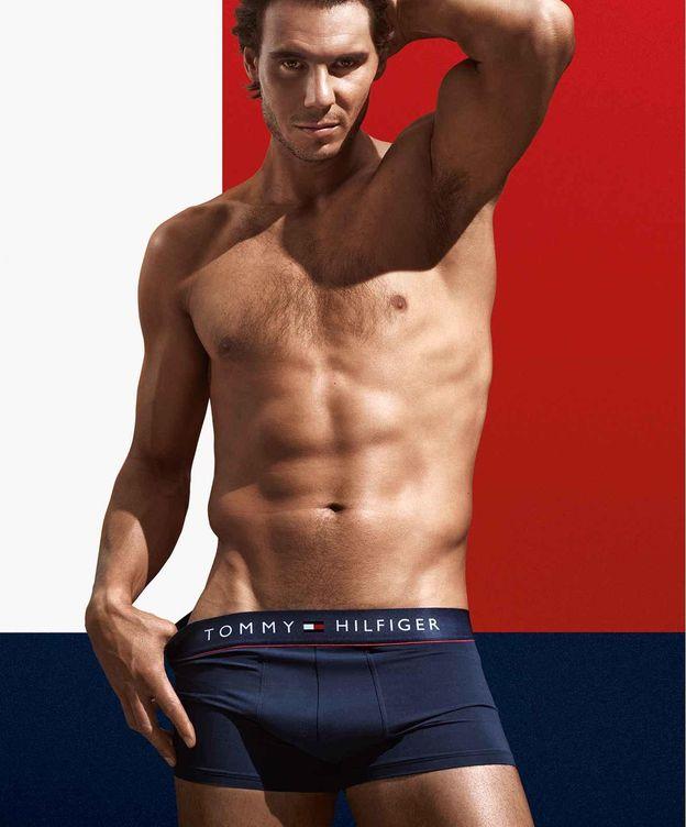Foto: Nadal es el nuevo embajador de 'Tommy Hilfiger Underwear' (Foto: Tommy Hilfiger).