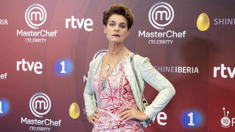 Antonia Dell'Atte en el FesTVal. (TVE)