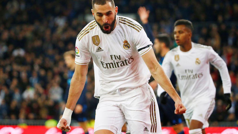 La empanada de Sergio Ramos en un Real Madrid con dependencia de Benzema