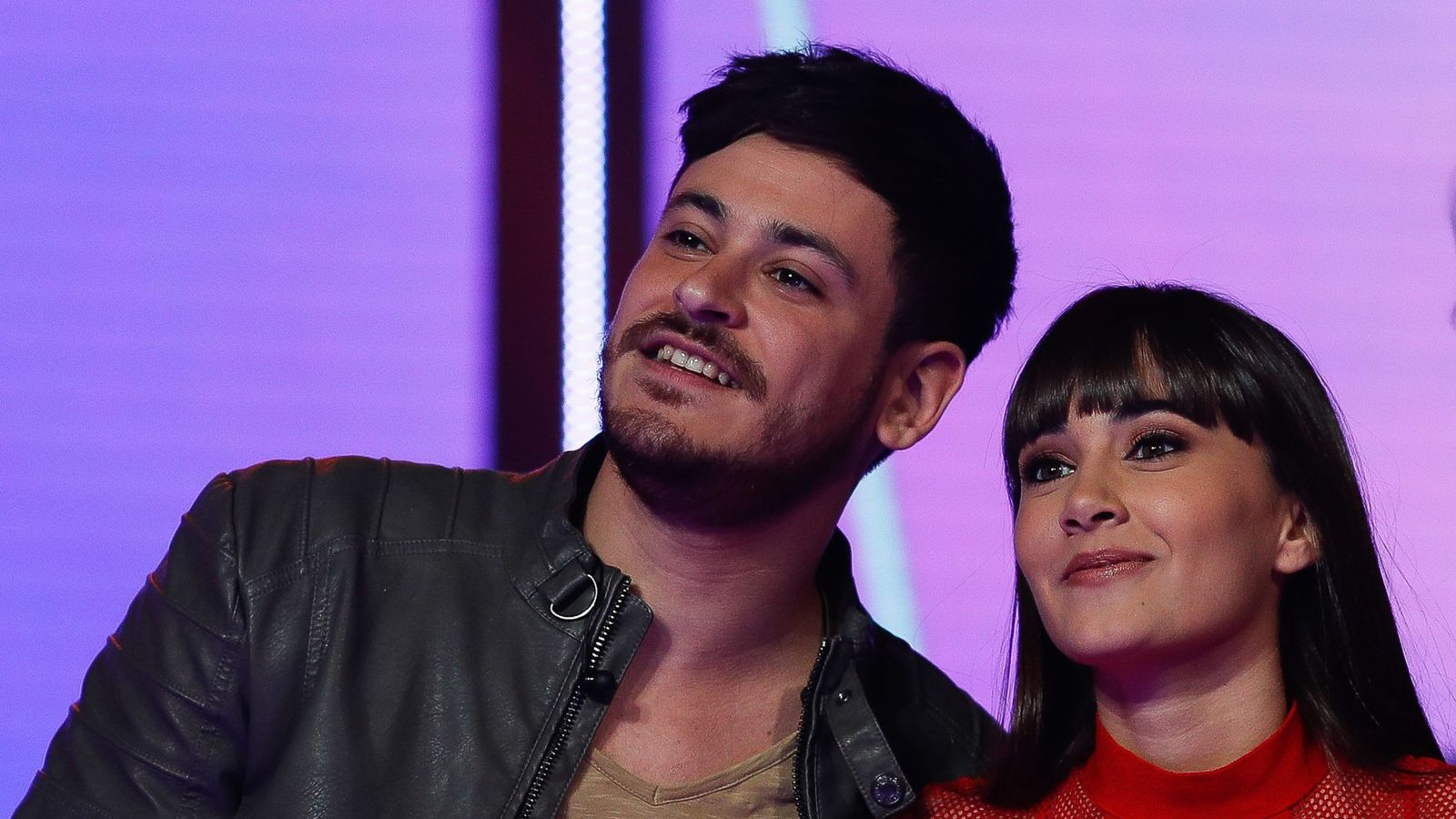 Foto: Aitana y Luis Cepeda. (Cordon Press).
