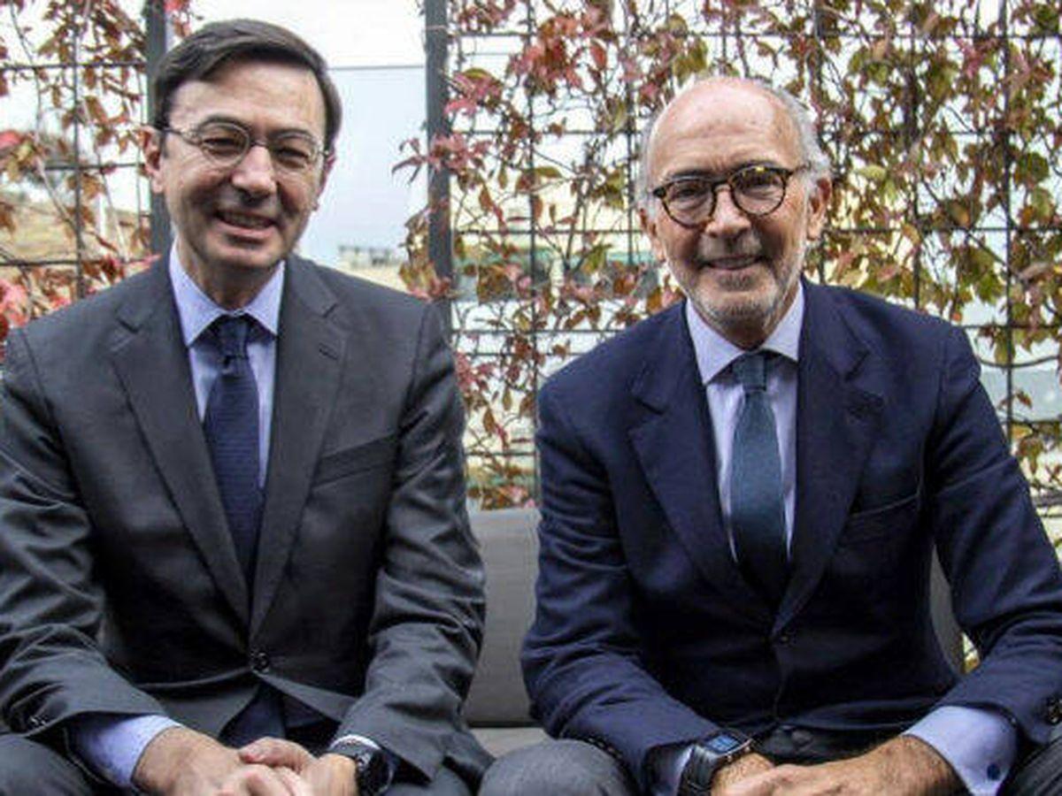 Foto: Jorge Badía y Rafael Fontana.