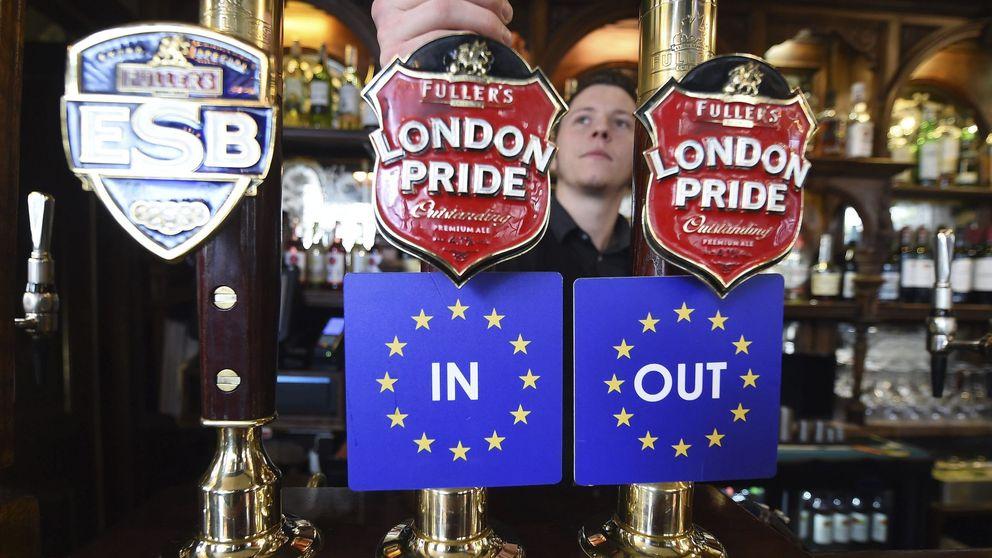 ¿Qué se dice del Brexit en un pub? España nunca nos cerrará la puerta
