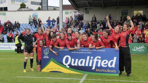 El rugby femenino español hará historia dos veces este sábado en Río