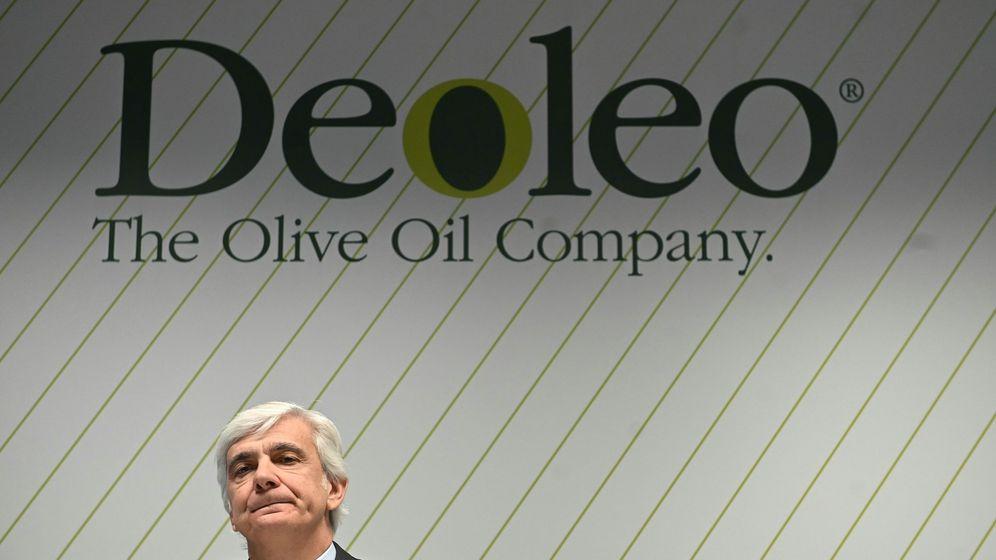 Foto: El presidente y consejero delegado de la aceitera Deoleo, Ignacio Silva (EFE)