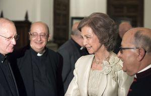 La Reina Sofía regresa a la agenda oficial por la puerta grande