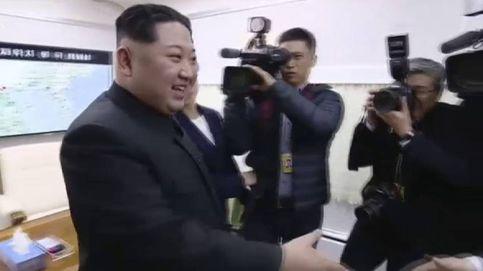 El líder norcoreano Kim Jong-un inaugura su propio tren