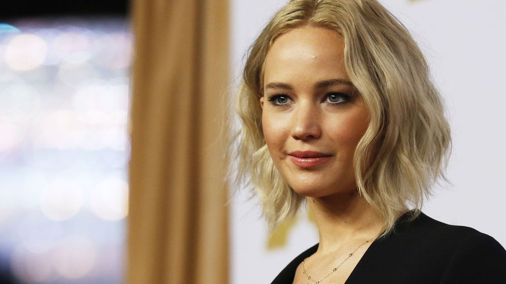Foto: La actriz Jennifer Lawrence. (Reuters)