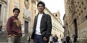 Foto: Invasión de estudiantes chinos en las facultades de economía españolas
