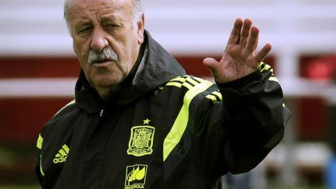 Del Bosque: Benítez es una de las mejores soluciones para el Real Madrid