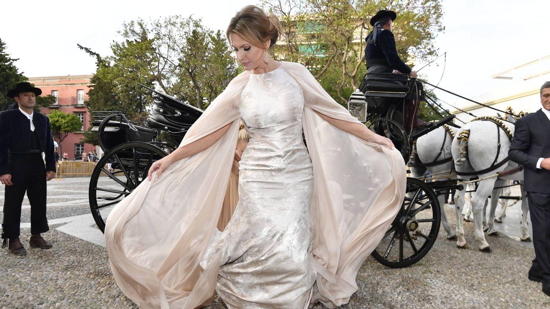 Ainhoa Arteta, el día de su boda. (CP)