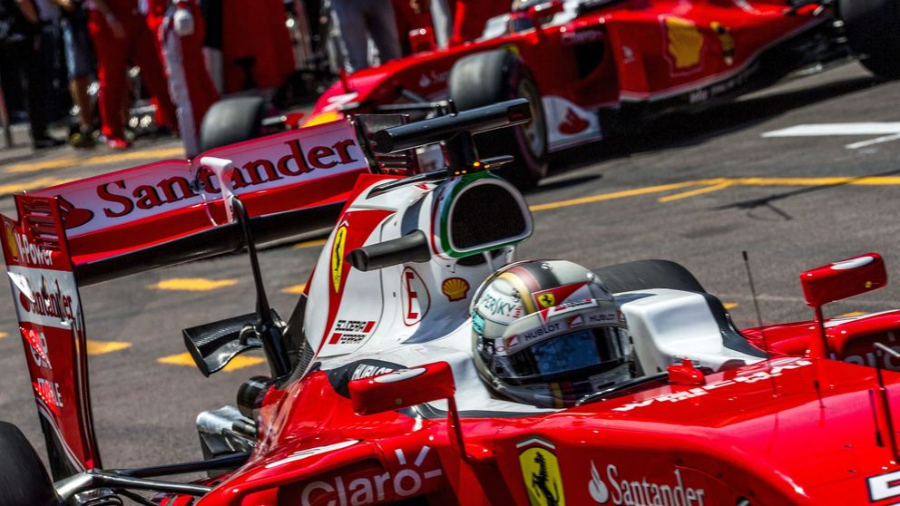 La orden de Vettel a Ferrari deja en evidencia la posición de Raikkonen