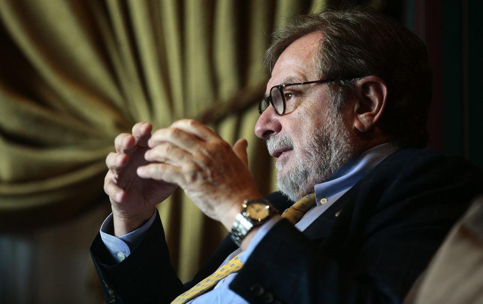 Foto: El presidente del grupo Prisa, Juan Luis Cebrián. (EFE)