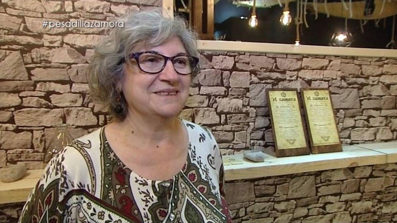 Sole Álvarez, propietaria del Café Zamora