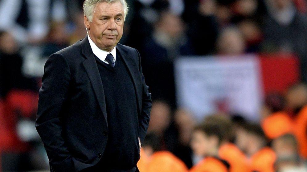 Foto: Carlo Ancelotti en su etapa como entrenador del Bayern. (EFE)