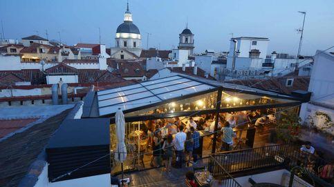 Plan para el finde: de copas por las azoteas de Madrid