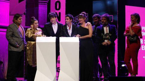 Los Javis reivindican el papel de las actrices transexuales en los Ondas