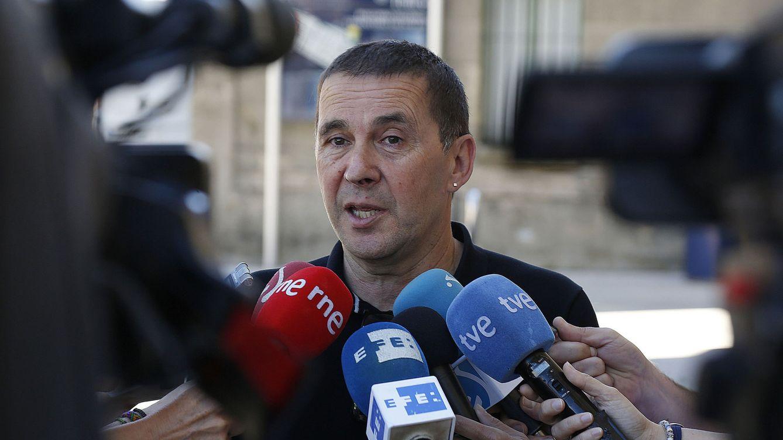 La izquierda abertzale busca rentabilizar la polémica judicial sobre el 'mártir' Otegi