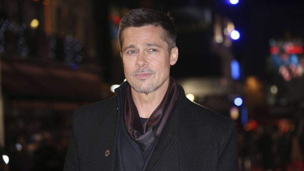 Foto: Brad Pitt. (Gtresonline)