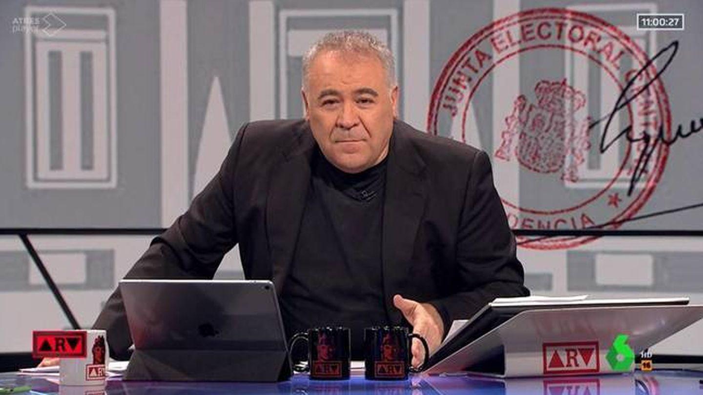 Antonio García Ferreras. (Atresmedia)