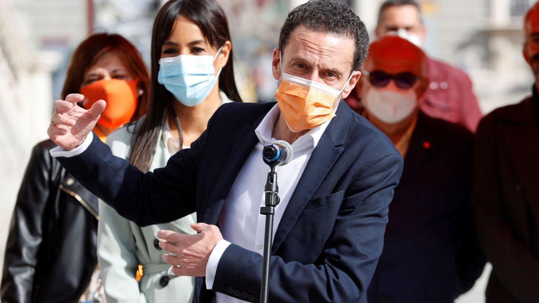 Bal ejemplifica con el caso de Murcia su veto a Vox: No puede entrar en el Gobierno