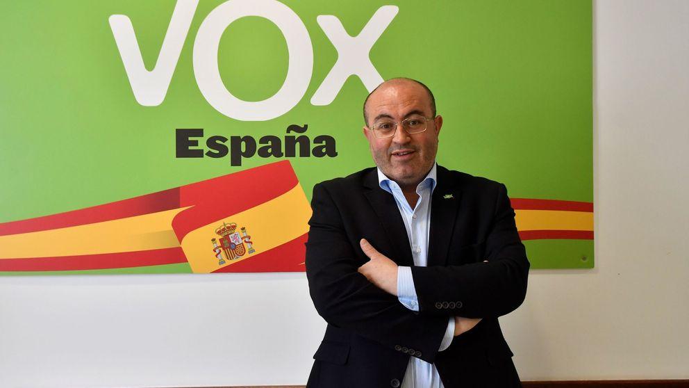 Vox da marcha atrás y no expulsará al coordinador del partido en El Ejido