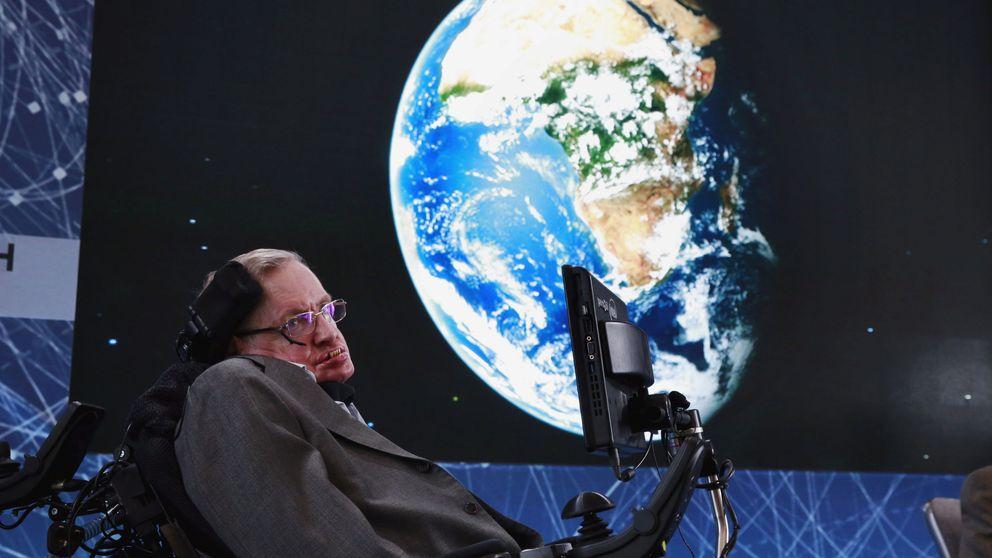 Muere Stephen Hawking, una vida dedicada a la ciencia en imágenes