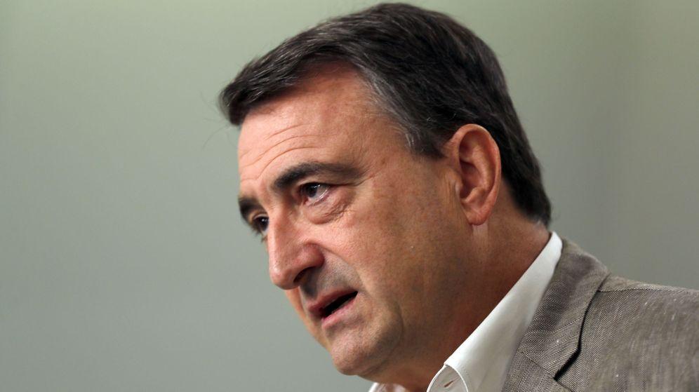 Foto: El cabeza de lista al congreso por el PNV. (EFE)