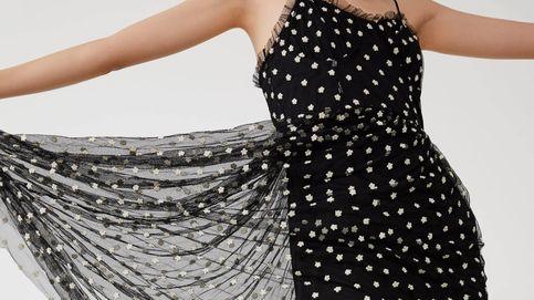 Este vestido ideal de Zara es perfecto para llevar con botas, zapatos planos o tacones