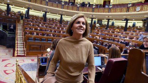 El PP exige a Delgado que deje el Gobierno como Cospedal Génova