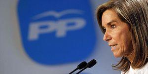 Foto: Mato, la mujer que controla el partido en la sombra