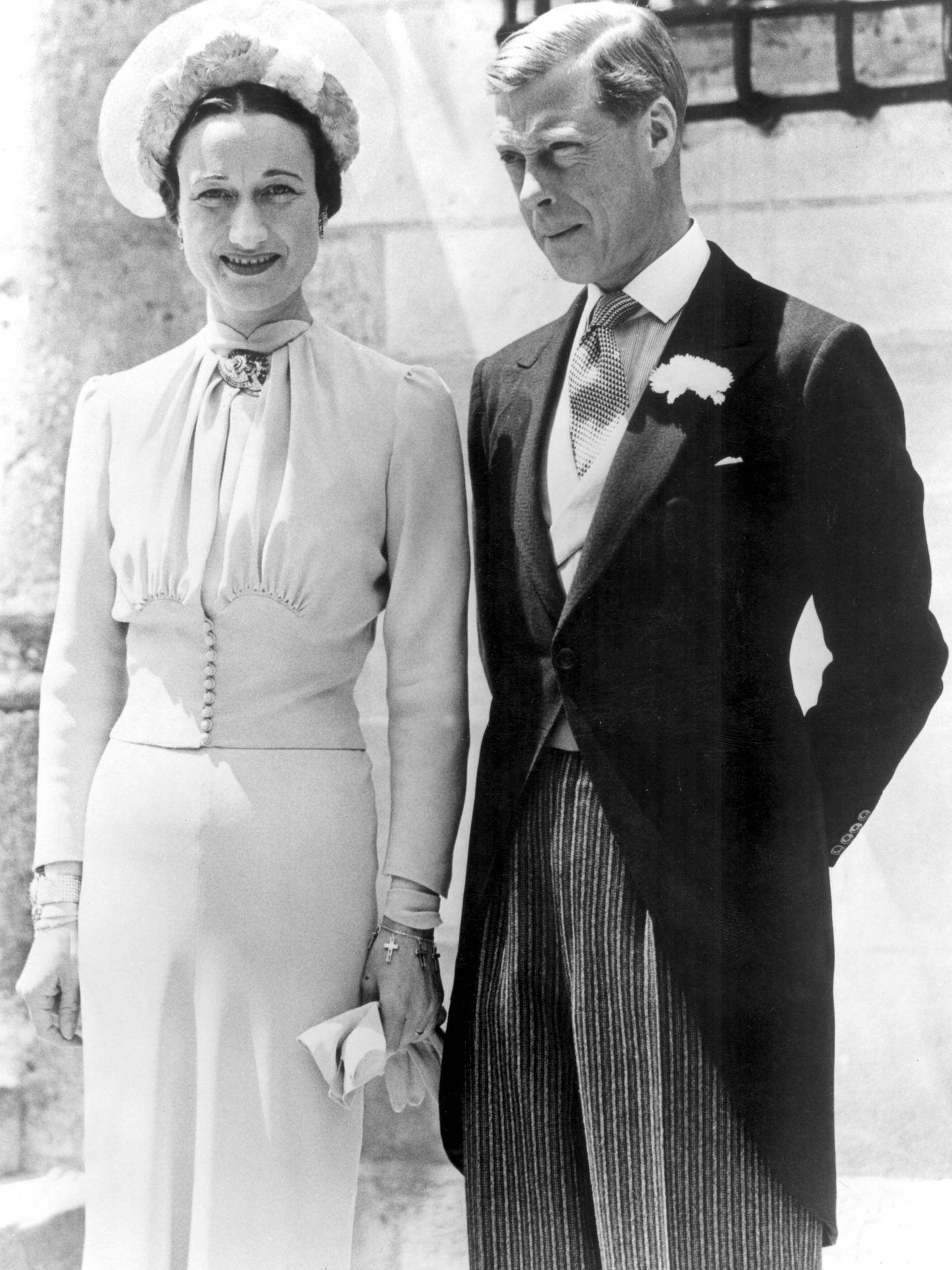 Wallis Simpson. (Cordon Press)