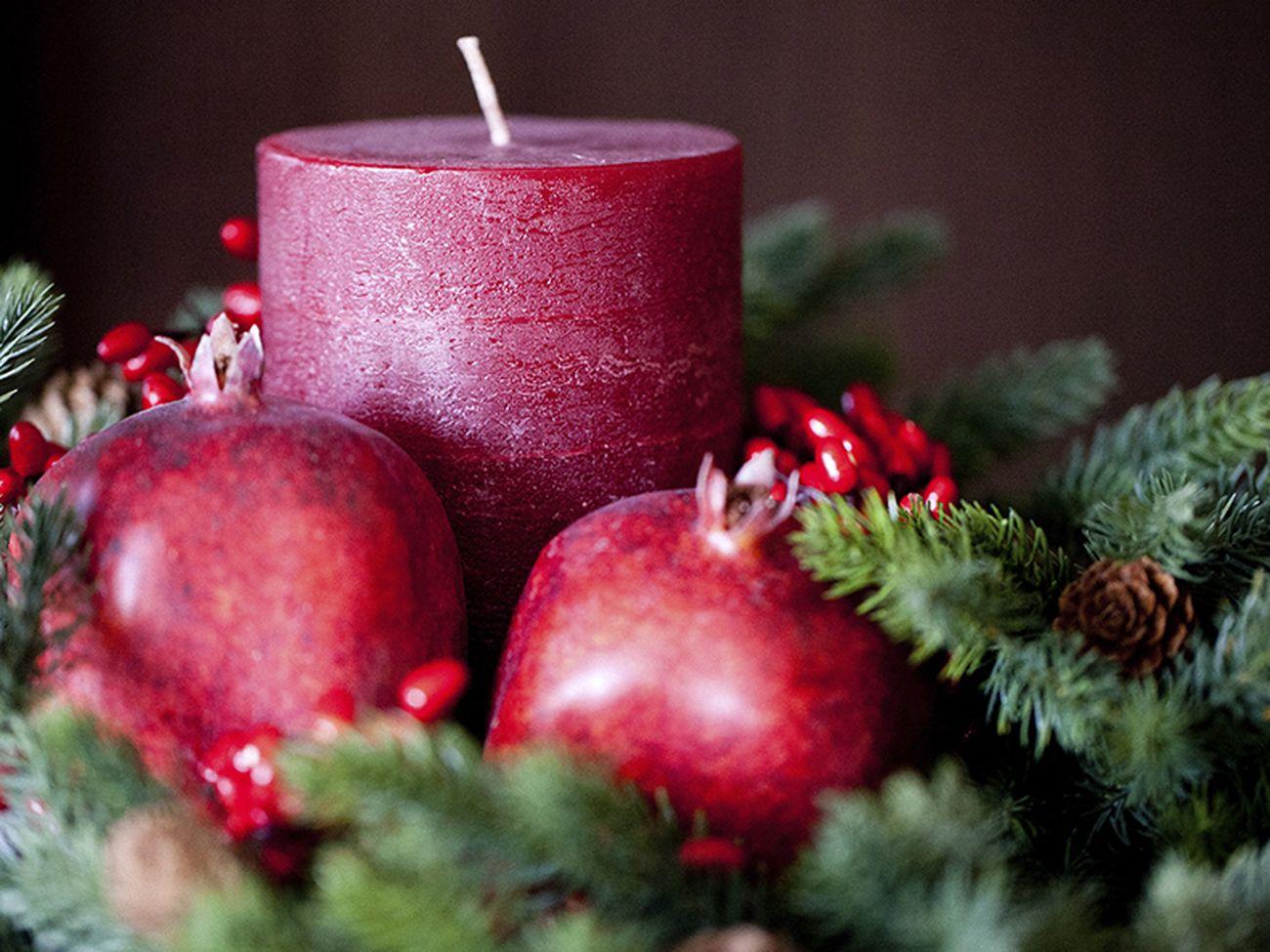 Navidad los mejores trucos para decorar la mesa de - Adornar mesa de navidad ...