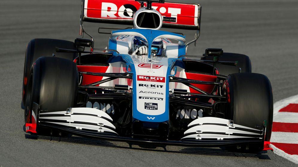 Foto: La crisis ha golpeado duramente a Williams y su futuro en la F1 está en el aire. (Reuters)