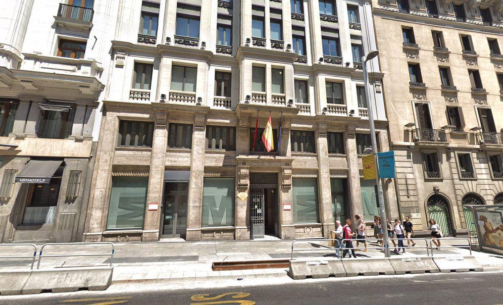 Foto: Gran Vía 20. (Google Maps)