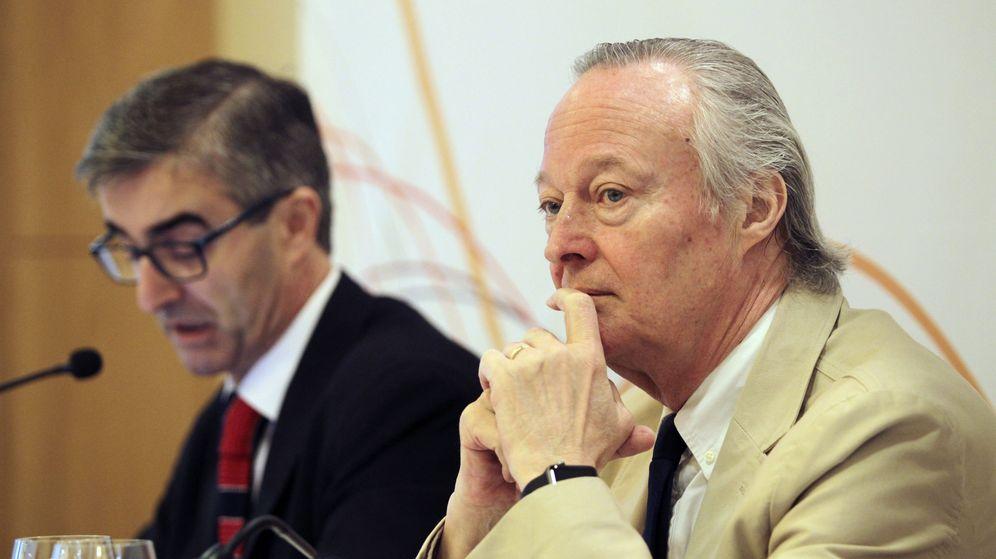 Foto: El exministro de Asuntos Exteriores Josep Piqué. (EFE)