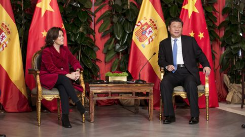 Sáenz de Santamaría ofrece a China ir de la mano en Iberoamérica
