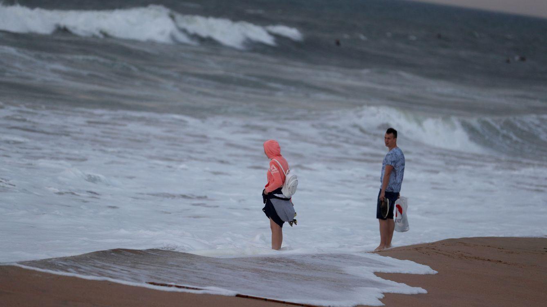 El huracán Leslie deja cortes de luz y decenas de heridos leves a su paso por Portugal