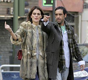 Mario Conde Jr. se va de vacaciones con Laura Ponte