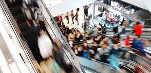 Post de Por qué nunca deberías caminar sobre las escaleras mecánicas