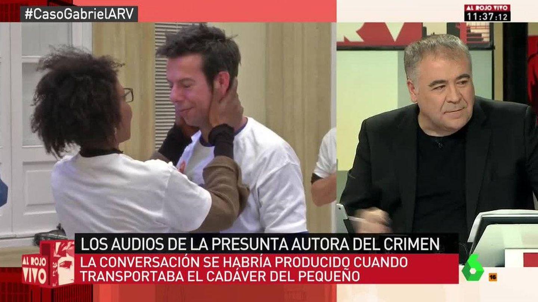Antonio García Ferreras, en 'Al rojo vivo'.