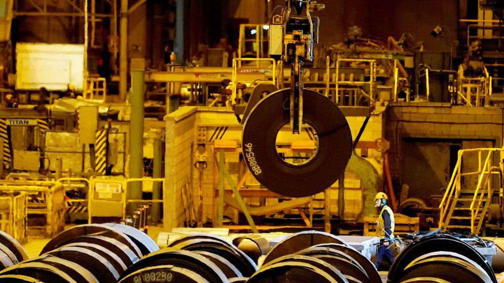 Foto: Foto de archivo de una planta industrial. (Reuters)