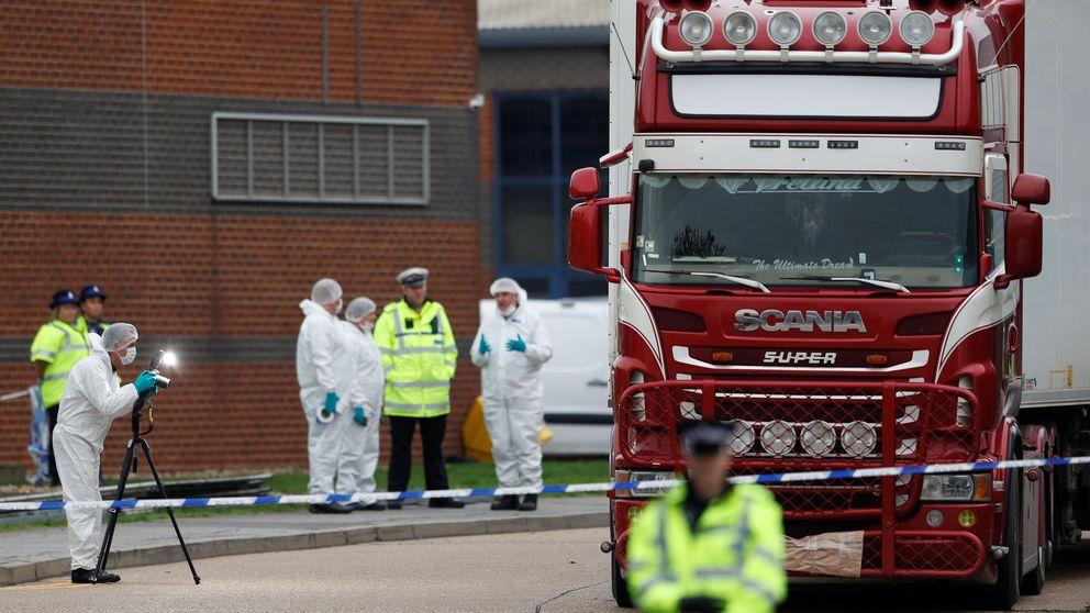 La misteriosa ruta del camión de la muerte: los 39 cadáveres eran de nacionalidad china