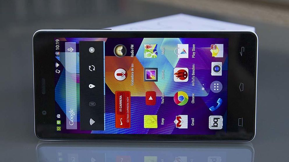 Bq destrona a Samsung y ya es la reina de las ventas 'online' en España