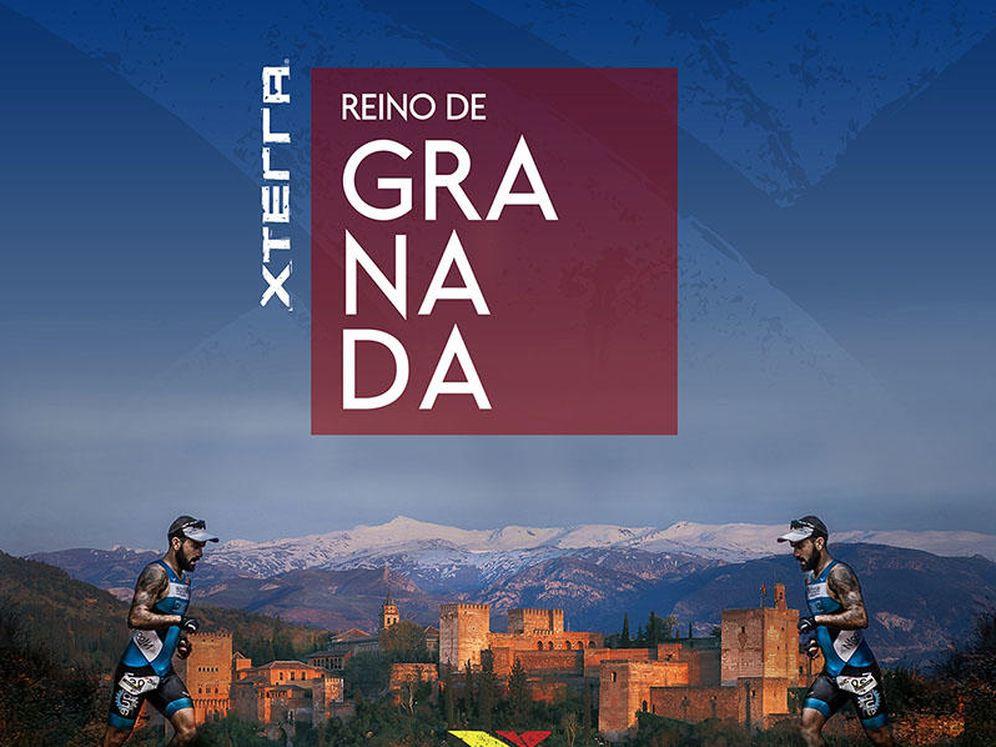 Foto: Cartel promocional del XTerra Reino de Granada.