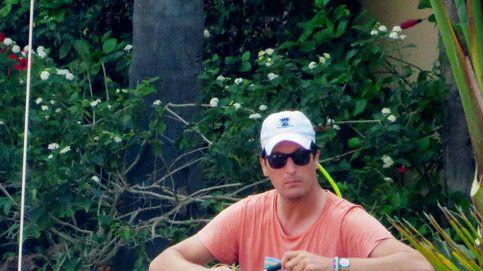 Luis Medina, un futuro marqués de vacaciones entre Marbella y Navacerrada
